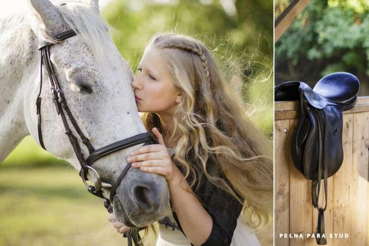 Portret w stylu country