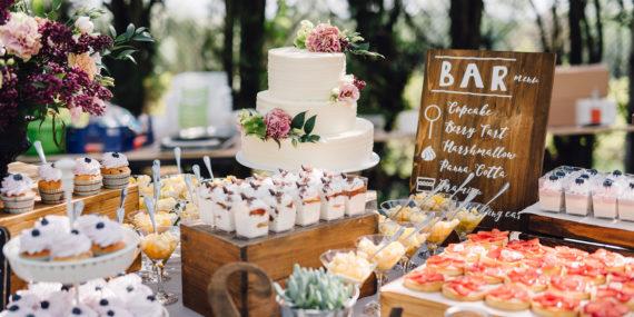Drink bar i inne kąciki weselne – oryginalne pomysły