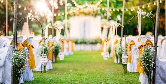 10 miejsc na wymarzony ślub w plenerze