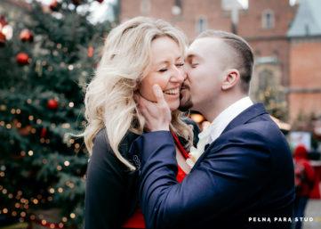 Zimowy ślub we Wrocławiu