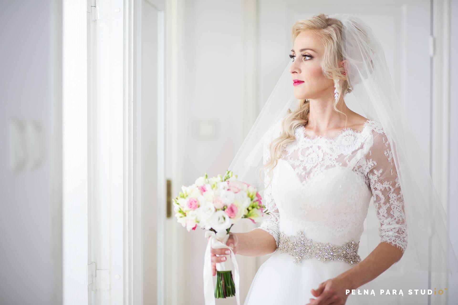 Pałacowy ślub w Jabłonnej