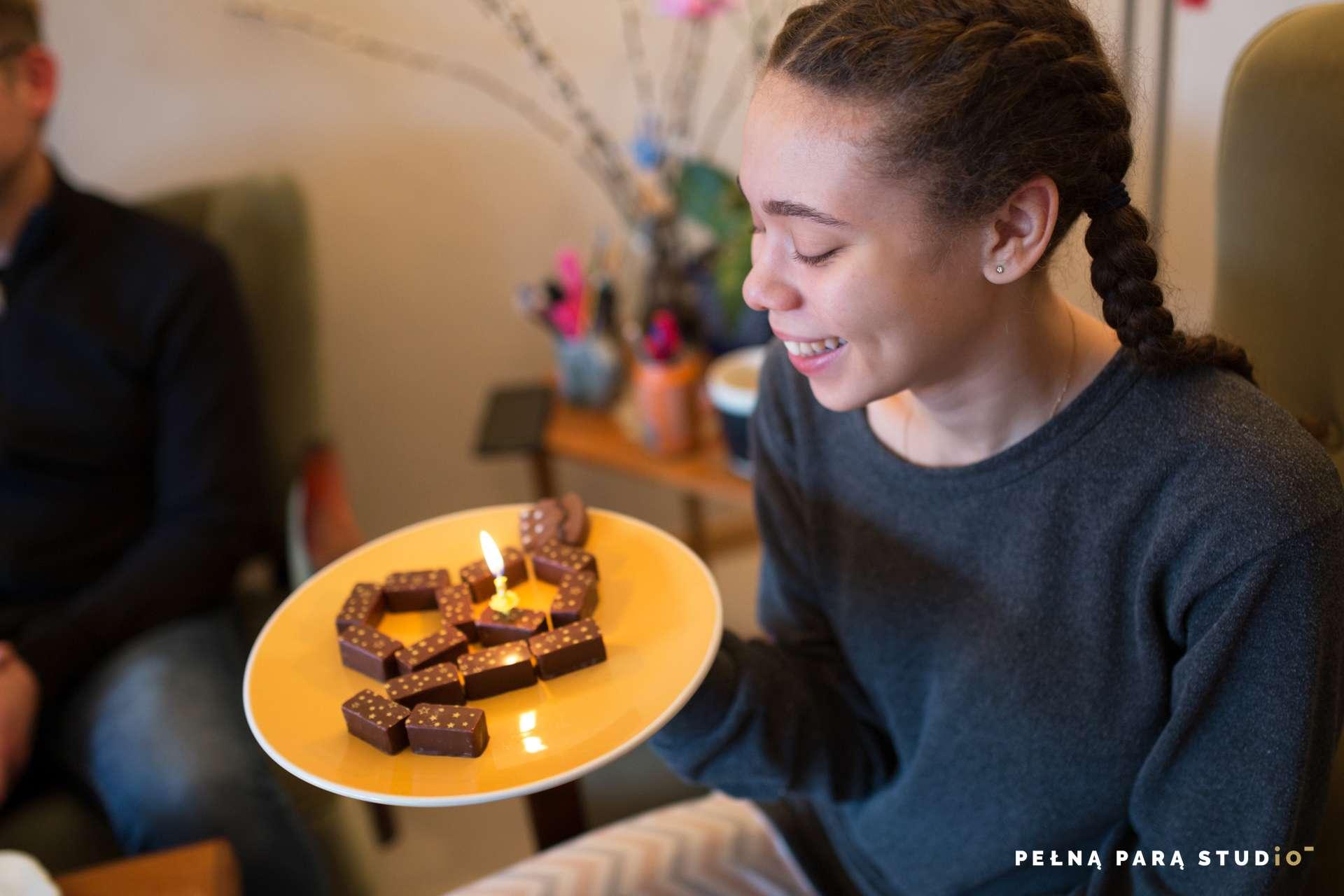 Fotografia rodzinna - 18-te urodziny