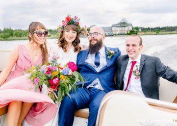 Ślub na pomoście - Nieporęt